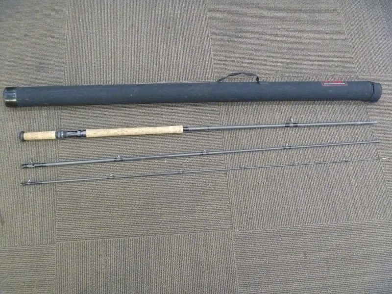 "SCOTT SAS 1308/3 SPEY ROD 13'0"" 7.8 OZ. WITH ORIGINAL SCOTT CASE"