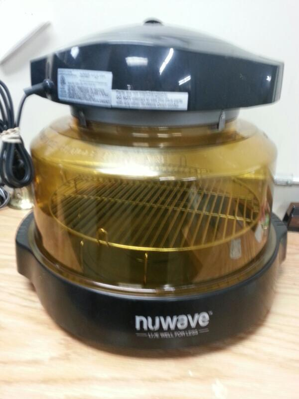 NUWAVE Microwave/Convection Oven 20601
