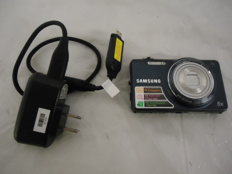 SAMSUNG Digital Camera ST65
