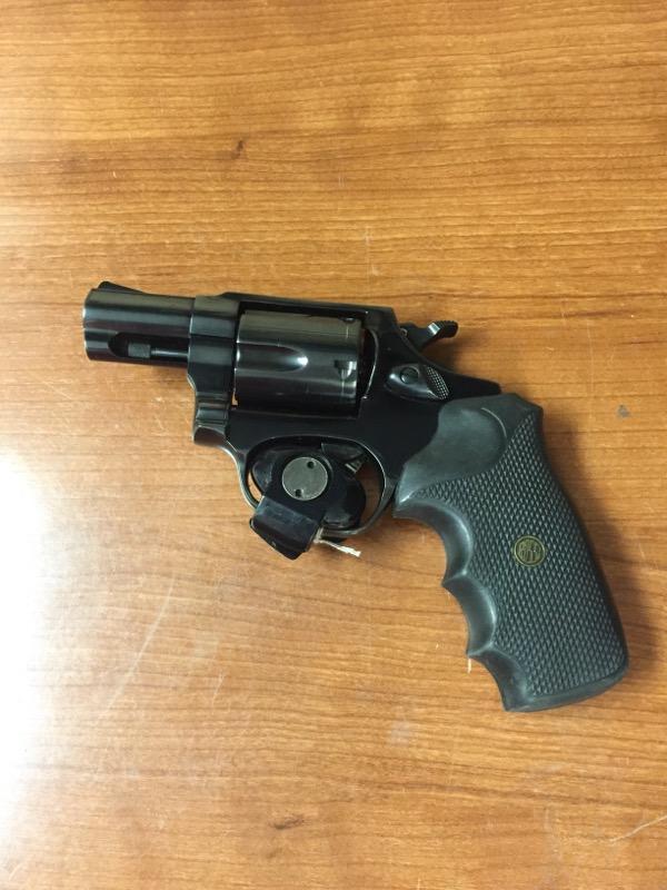 ROSSI Revolver R35102