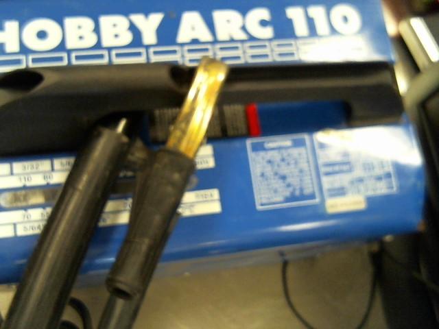 CHICAGO ELECTRIC Arc Welder HOBBY ARC 110
