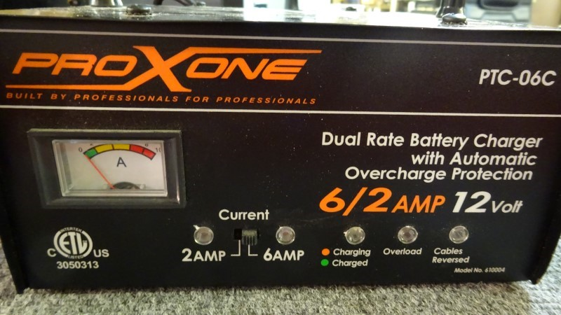 PROXONE TOOLS Battery/Charger PTC-06C