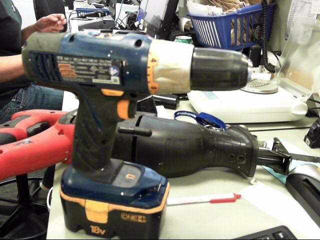 RYOBI Cordless Drill P270