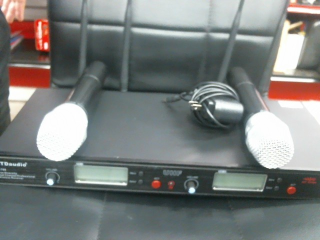 GTD AUDIO Microphone G-788