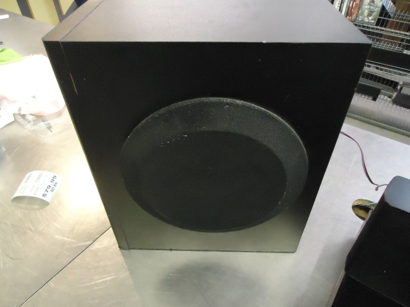 RCA Surround Sound Speakers & System RT2911