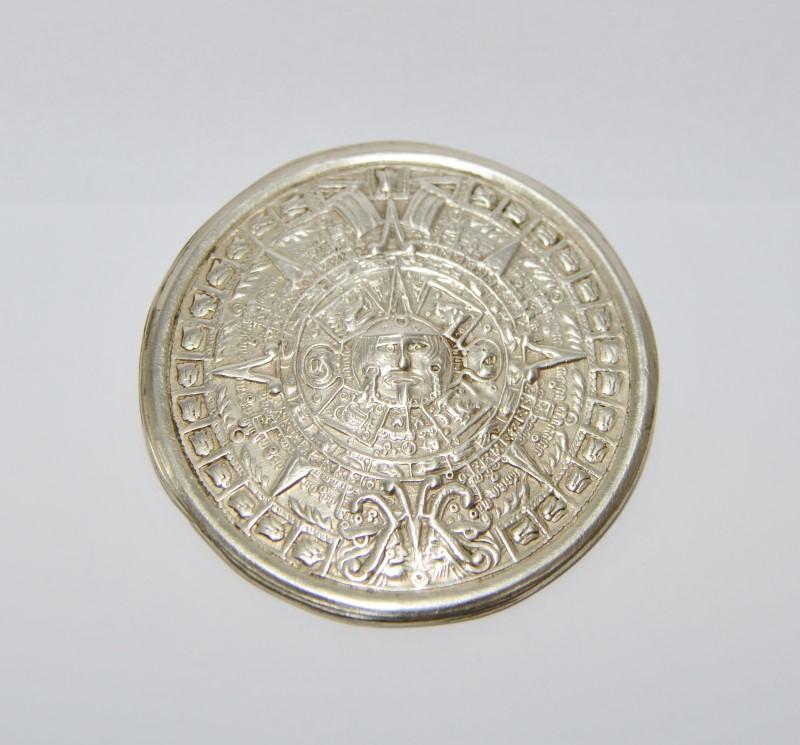Silver Pendant 925 Silver 36.73g