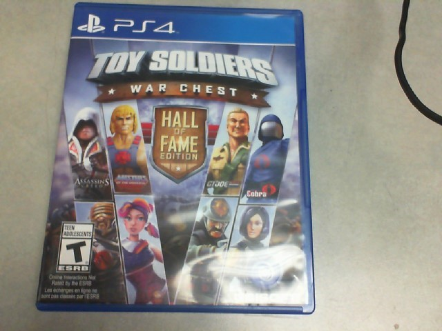 SONY Sony PlayStation 4 Game TOY SOLDIERS