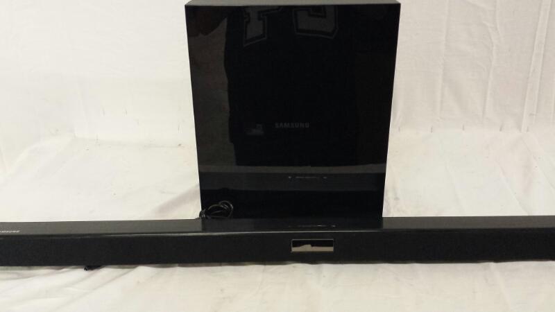 SAMSUNG Surround Sound Speakers & System PS-WJ450