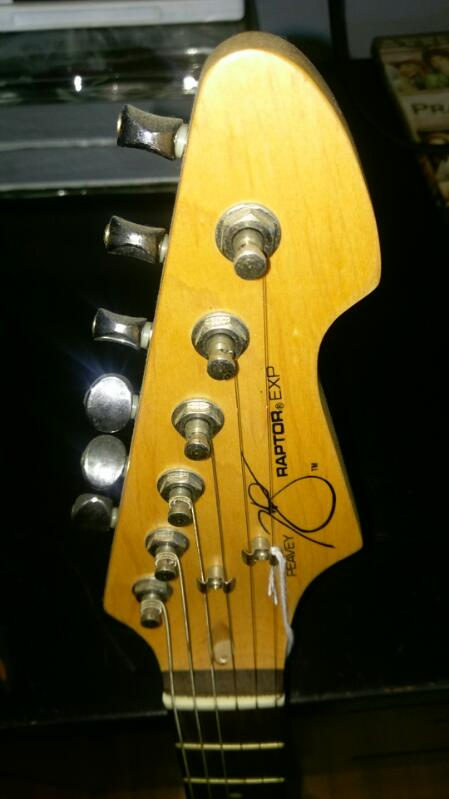PEAVEY Electric Guitar RAPTOR EXP