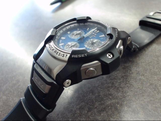 G SHOCK Gent's Wristwatch 4777 G-SHOCK 4777