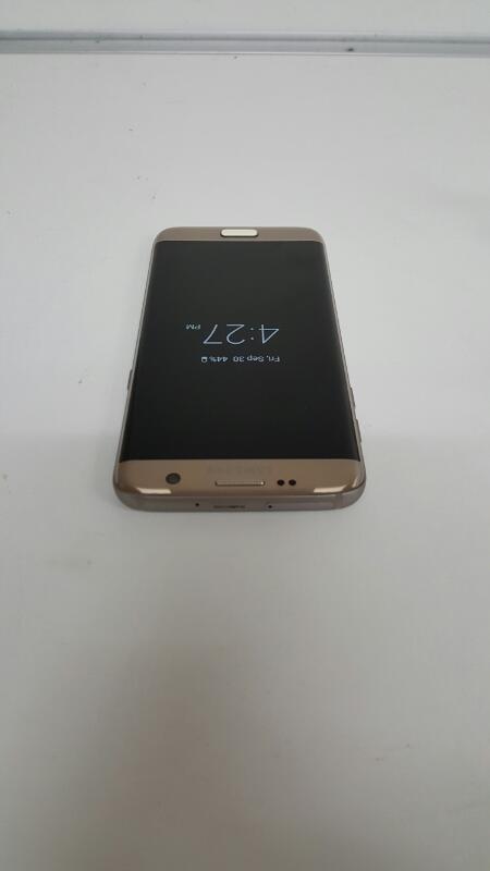 Samsung Galaxy S7 Edge, 32gb (SM-G935A, Gold, AT&T)