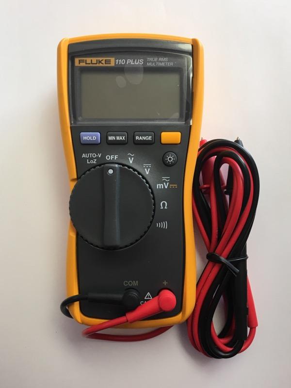 FLUKE - 110 Plus - True RMS Multimeter