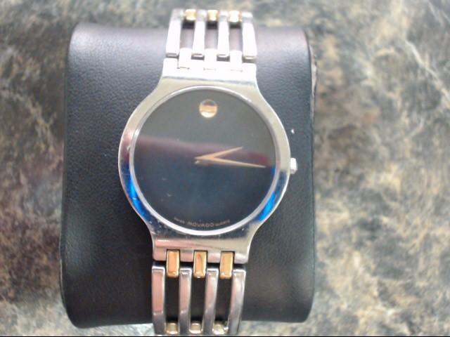 MOVADO Gent's Wristwatch 84.19.861.1