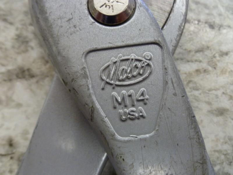 "MALCO M14 14"" ALUMINUM HANDLED SNIP"