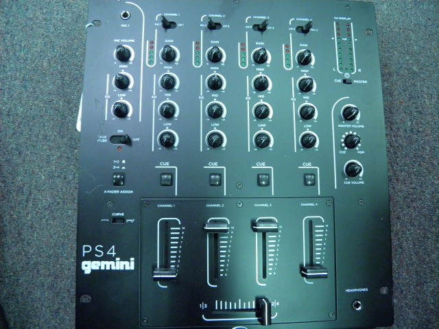 GEMINI Equalizer PS4