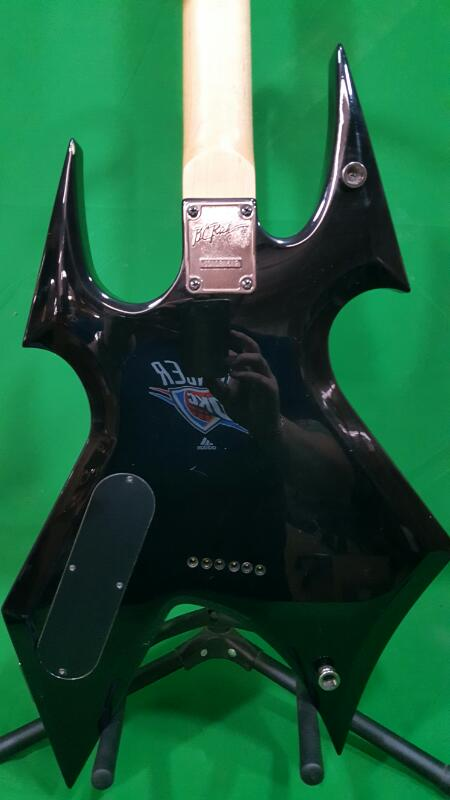 BC Rich TRACE WARBEAST Guitar