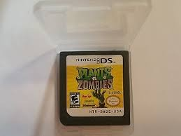 NINTENDO Nintendo DS Game DS PLANTS VS ZOMBIES