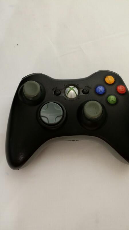 Microsoft Xbox 360 Slim S Matte Black Console - 320GB - Free S&H [