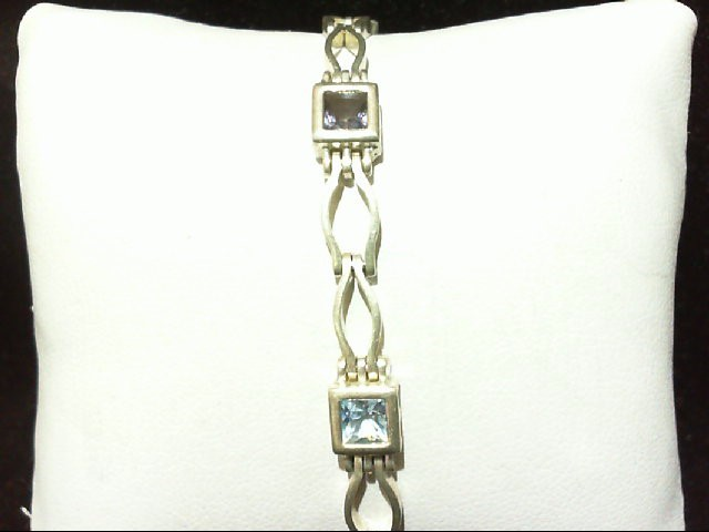 Silver Bracelet 925 Silver 11.2g