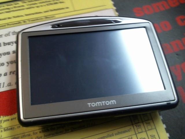 TOMTOM GPS System GO720
