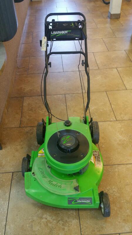 LAWN BOY Lawn Mower GOLD SERIES 10518
