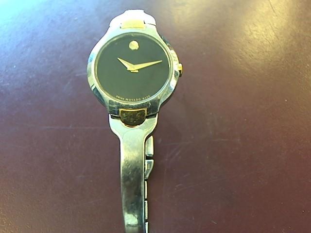 MOVADO Lady's Wristwatch 81 A1 1846