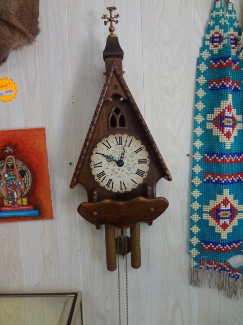 NEW ENGLAND CLOCK Clock WALL CLOCK WHS