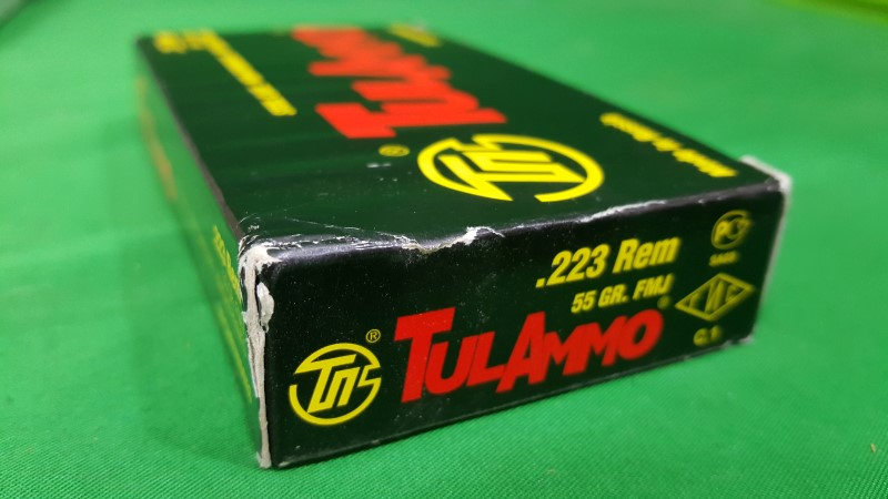 TUL AMMO Ammunition 20 CARTRIDGES