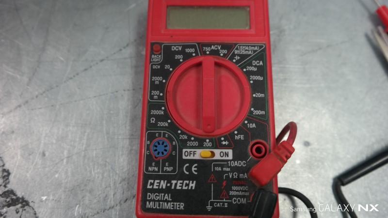 CEN-TECH Multimeter 92020