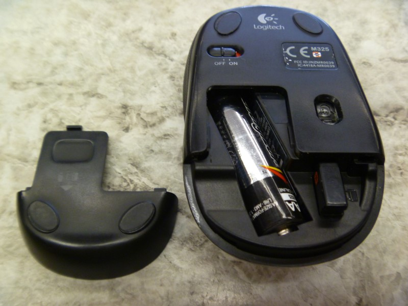 LOGITECH Computer Accessories M325