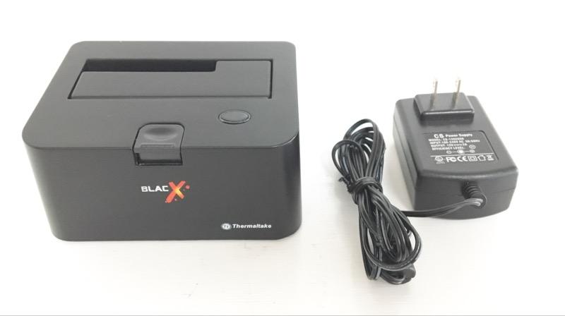 Thermaltake BlacX N0028USU External Hard Drive HDD Docking Station