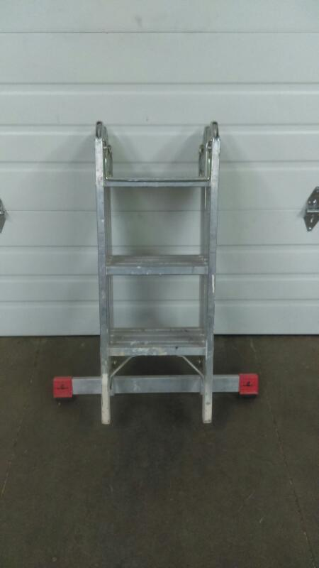CLIMBTEC Ladder 84123