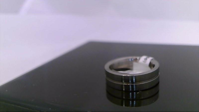 New Gray Size 9.5 Titanium Ring