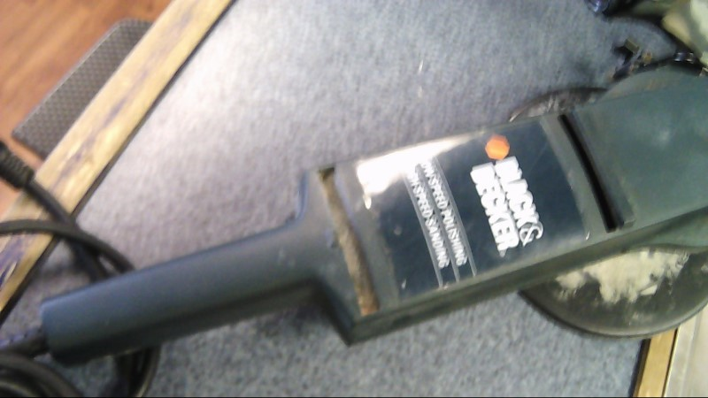 BLACK&DECKER Polisher 9531 SANDER/POLISHER