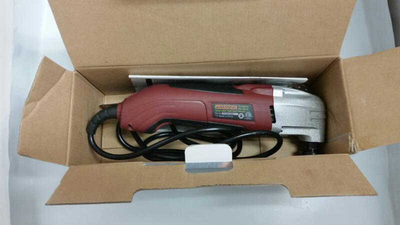 Chicago Electric 68303 Oscillating Multi-Function Cutting Tool