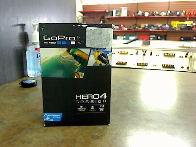 GOPRO Camcorder HERO 4 SESSION