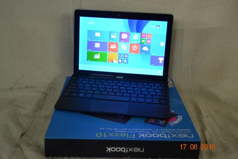 NEXTBOOK Tablet FLEXX10