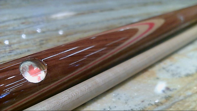 Dufferin Pool Cue Maple