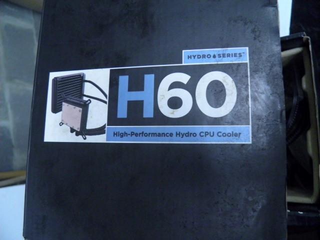 Corsair High Performance Cpu Cooler