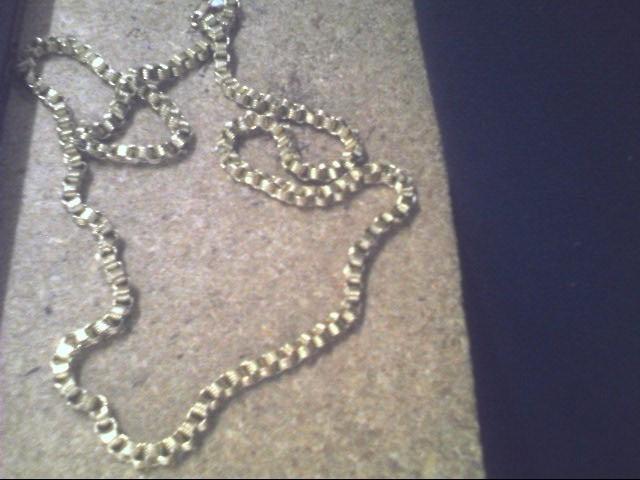 Gold Chain 10K Yellow Gold 14.9g