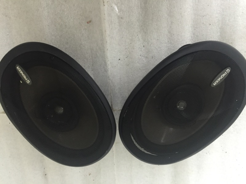 PIONEER ELECTRONICS Car Speakers/Speaker System TS-D690R 6X9 SPEAKERS