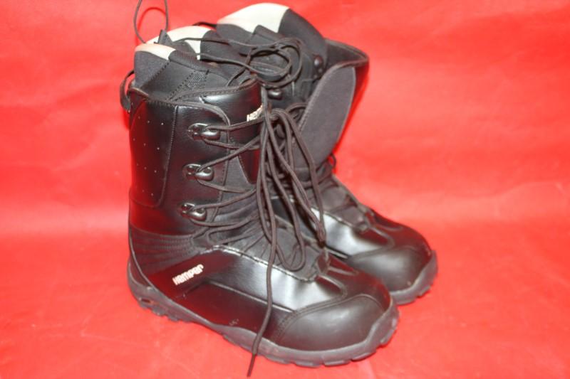 KEMPER Snowboard boots MODNO Mens Size 10 **FREE SHIPPING**