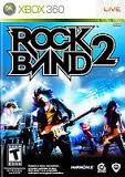 MICROSOFT XBOX 360 Game ROCK BAND 2