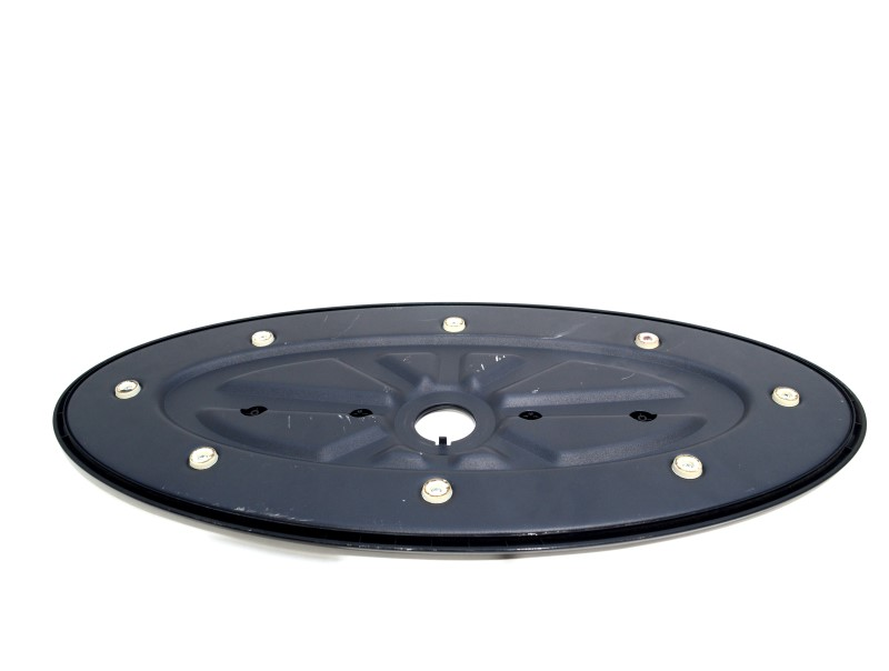 HAIER FLAT PANEL TV STAND BASE MOUNT FOR TV HL42R WITH SCREWS AS IS>