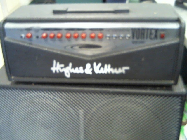 HUGHES & KETTNER Electric Guitar Amp VORTEX HALF-STACK