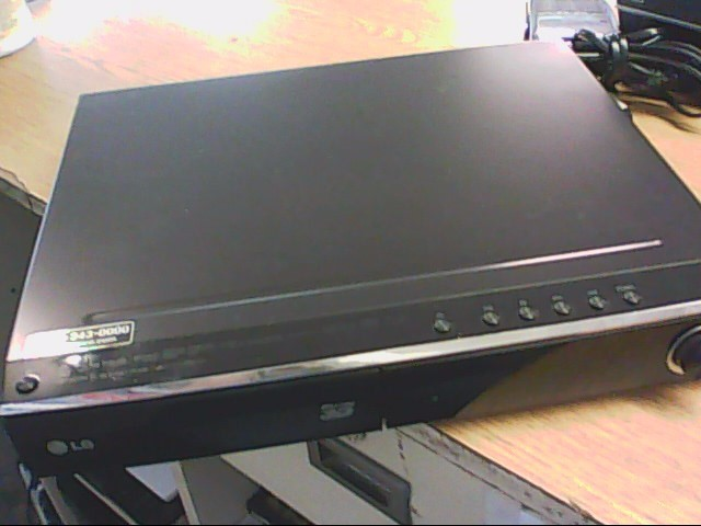 LG Home Media System LHB306