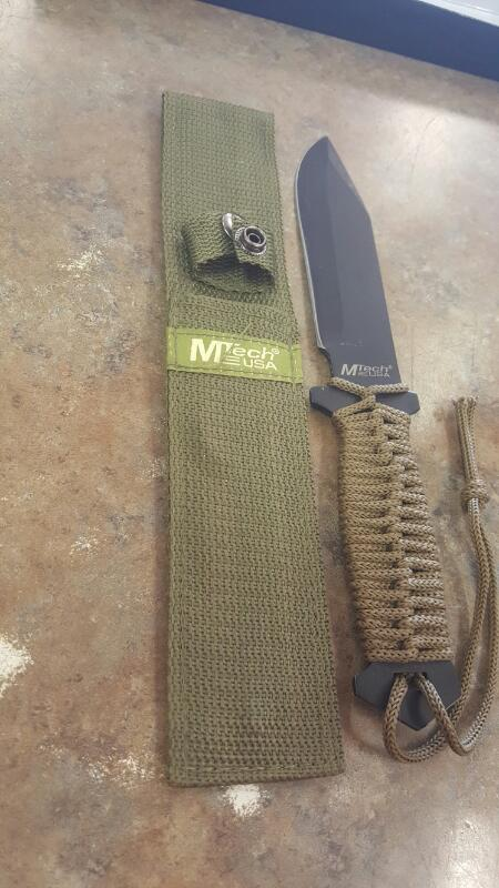 MTECH Combat Knife MT-528