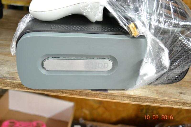 MICROSOFT XBOX 360 - 250GB - CONSOLE - ELITE