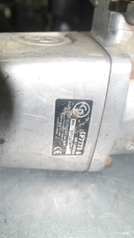 CHICAGO PNEUMATIC Air Impact Wrench CP7778-6