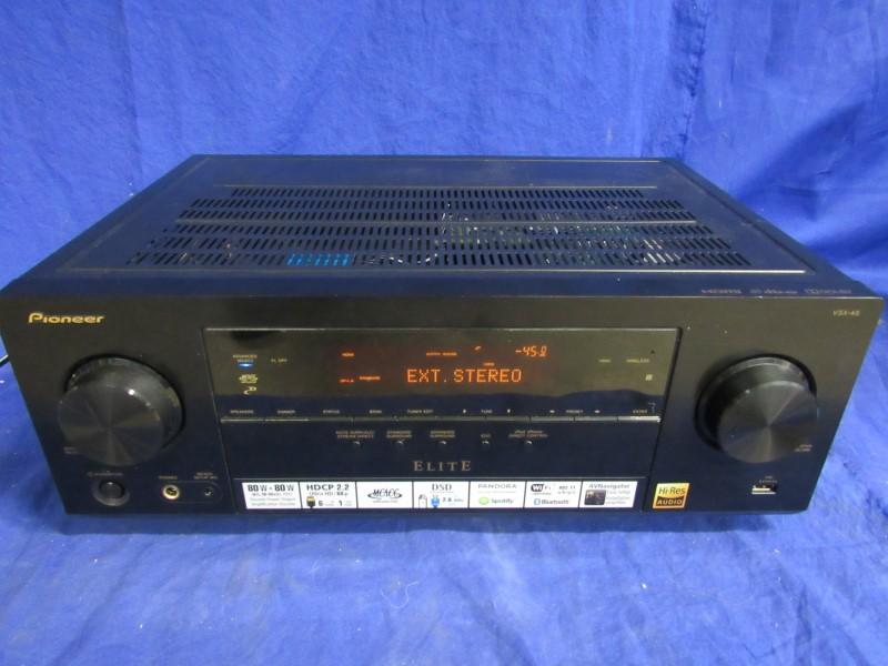 PIONEER ELITE VSX-45 HD RECEIVER